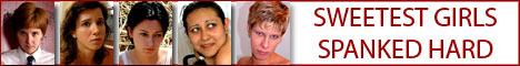 SWEET GIRLS BOTTOMS SPANKED HARD